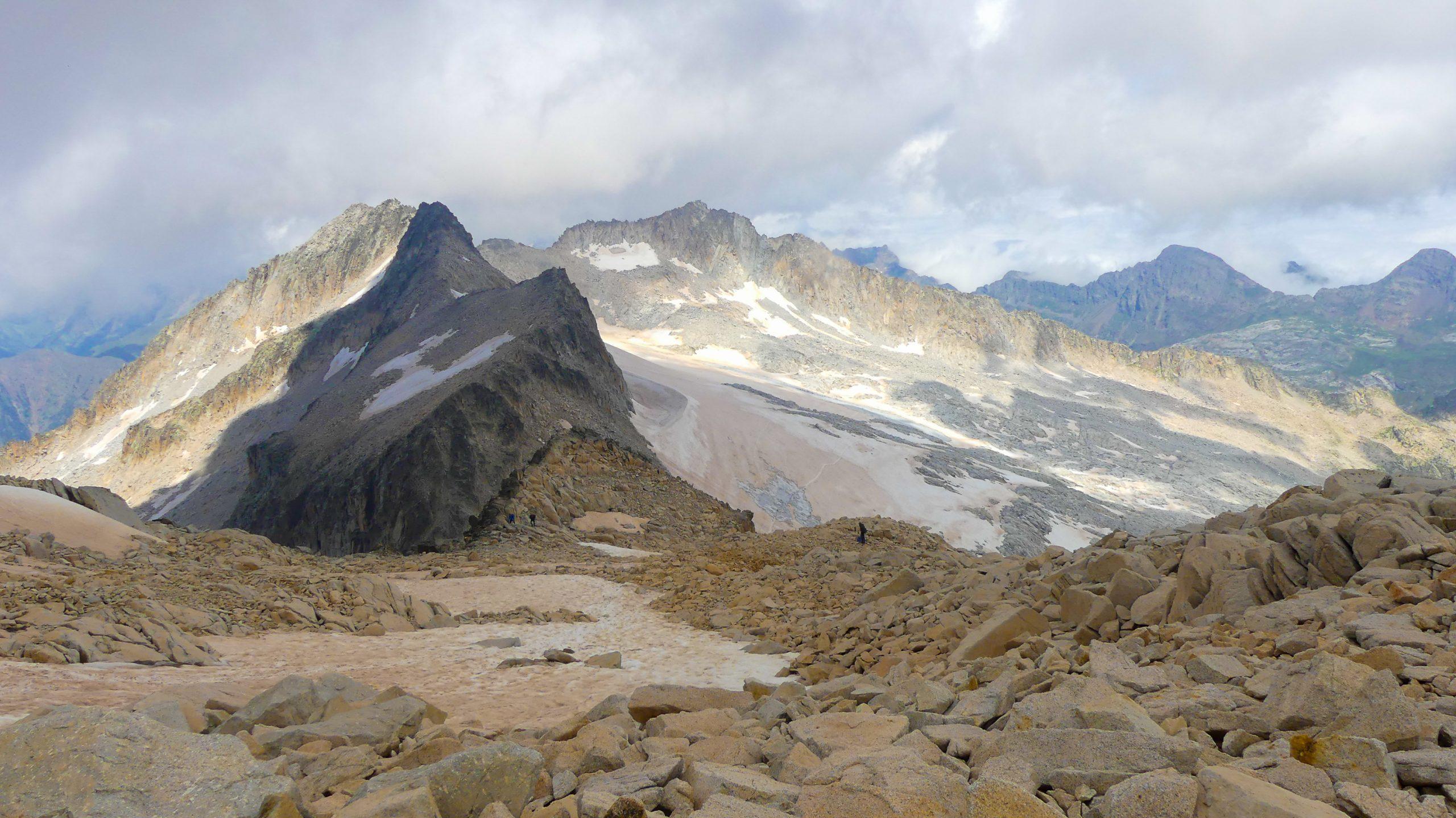 Les glaciers des Pyrénées reculent à grande vitesse