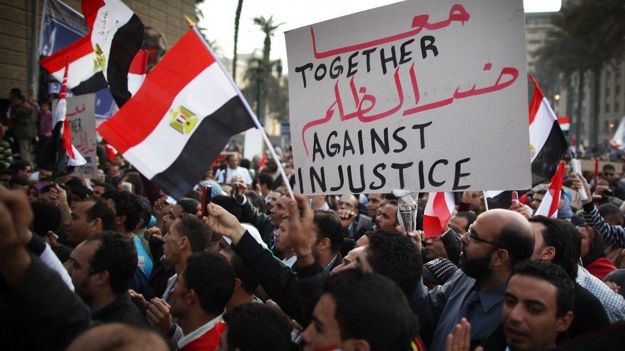 Censure, arrestations et répression dans l'Égypte d'Al-Sissi