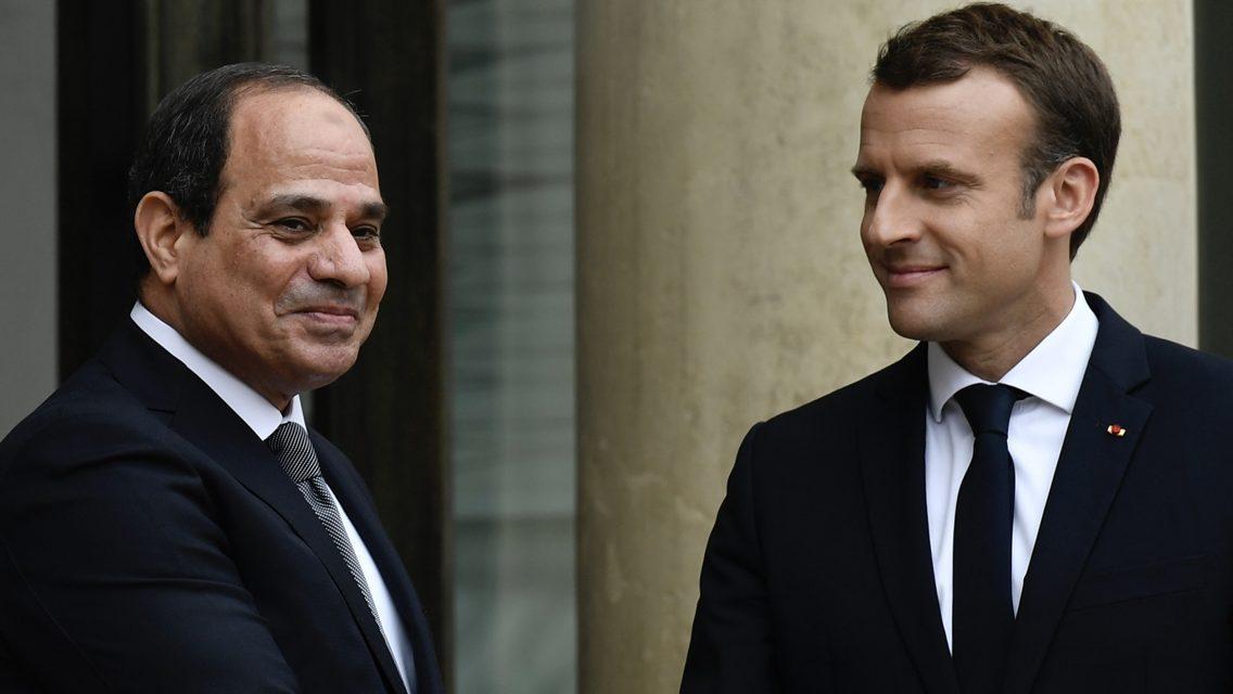 Égypte : La complaisance du gouvernement français envers al-Sissi